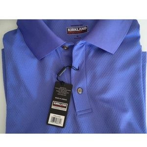 Kirkland Signature Men's Short Sleeve Performance